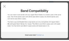 The Apple Watch's new sizes makes shopping for bands more confusing