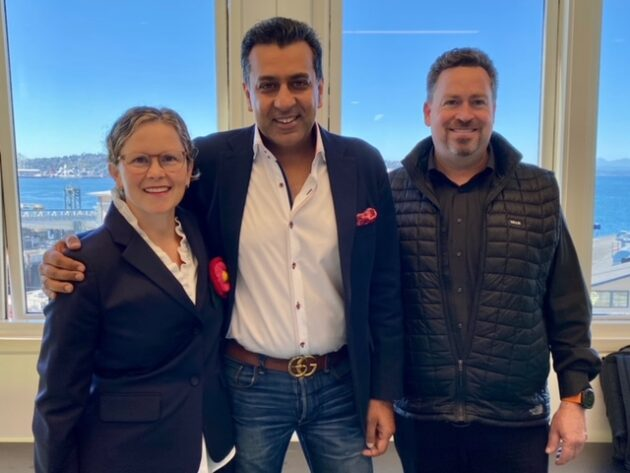 Read more about the article Seattle UX company Blink acquired by India-based IT services giant Mphasis