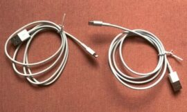 Security Researcher Develops Lightning Cable With Hidden Chip to Steal Passwords