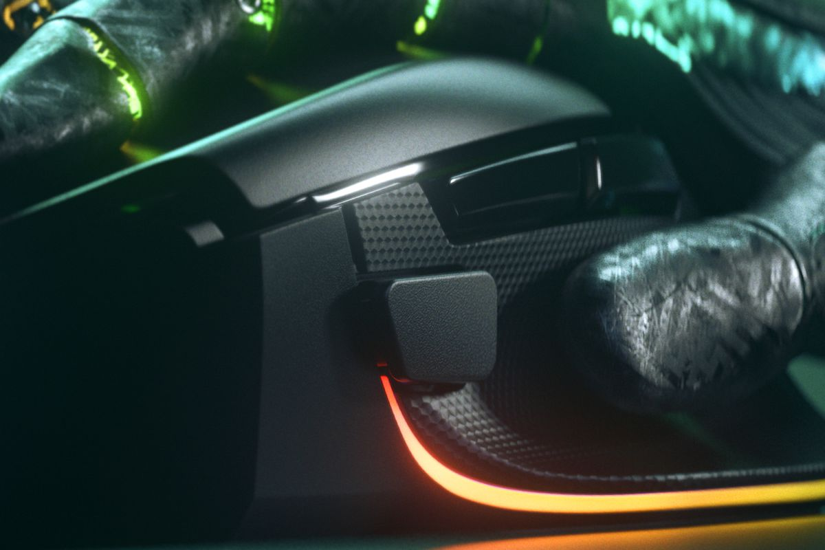 Read more about the article Razer's Basilisk V3 has more LEDs and a brilliant scroll wheel