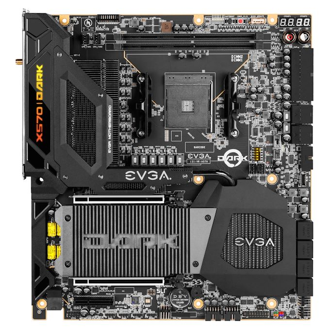 Read more about the article First Ryzen Motherboard from EVGA, Built for OC