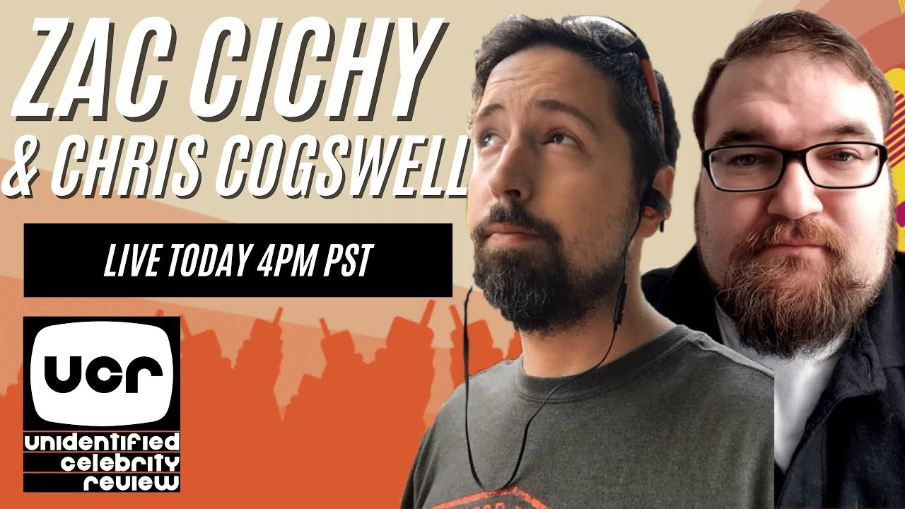 Read more about the article UFO/UAP LIVESTREAM: Zac Cichy & Mad Scientist Pod!
