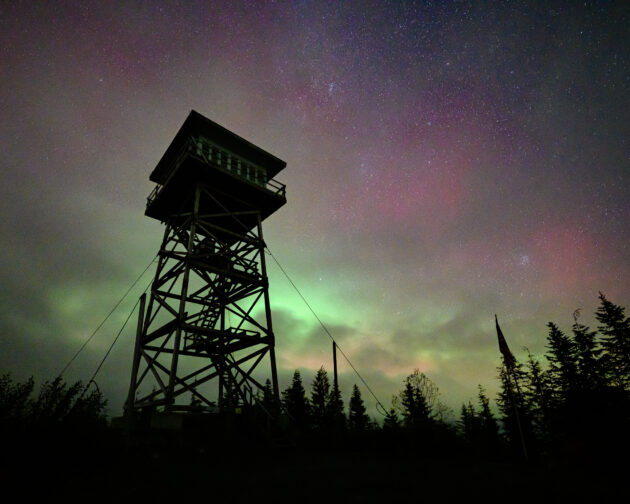 Read more about the article Photos: Stunning Northern Lights dance over Seattle — here are tips for catching the next one