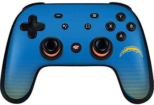 Read more about the article Skinit Decal Gaming Skin Compatible with Google Stadia Controller – Officially Licensed NFL Los Angeles Chargers Breakaway Design