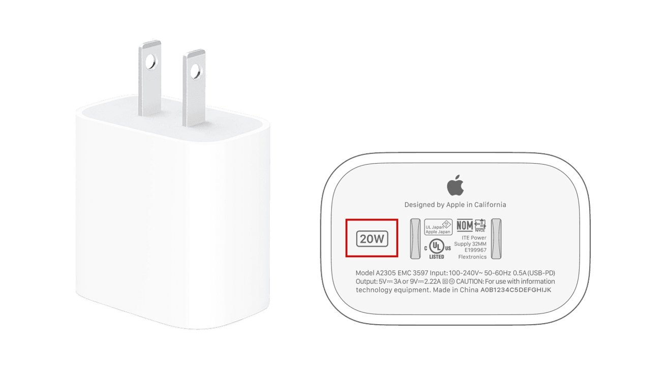 Read more about the article Fast charging the Apple Watch Series 7 requires 5W USB-C PD adapter or better