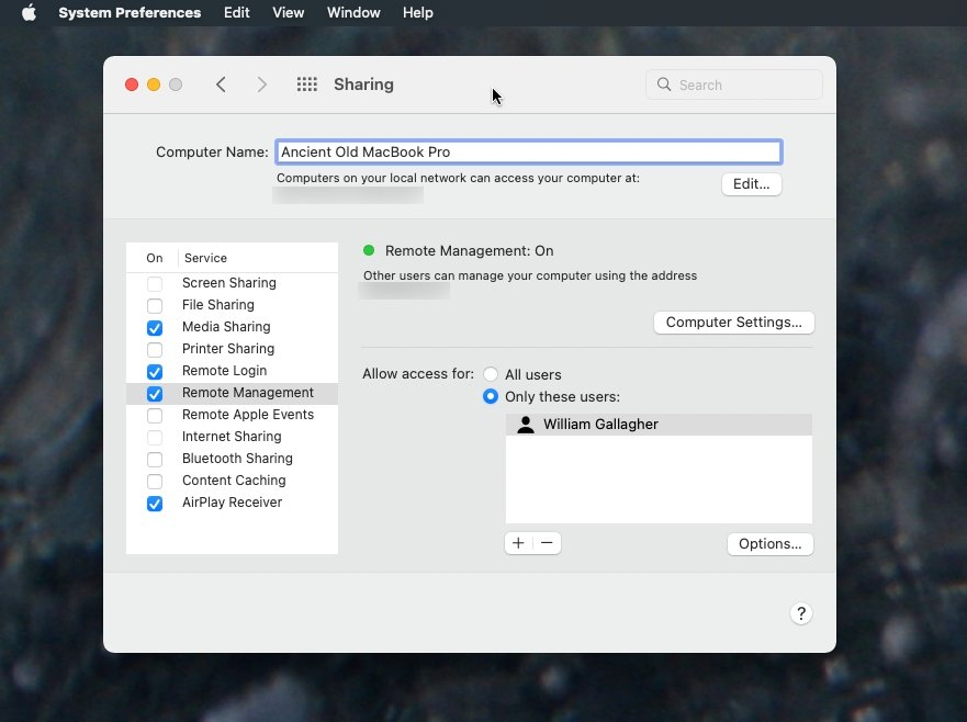 Read more about the article How to move data to a new MacBook Pro