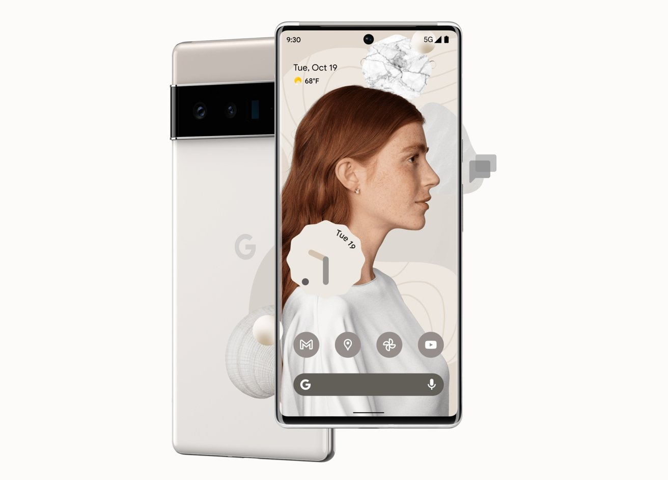 Read more about the article Google launches Pixel 6, Pixel 6 Pro with Tensor processor