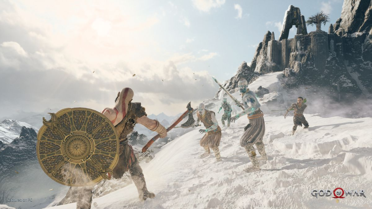 Read more about the article Sony is officially bringing God of War to PC