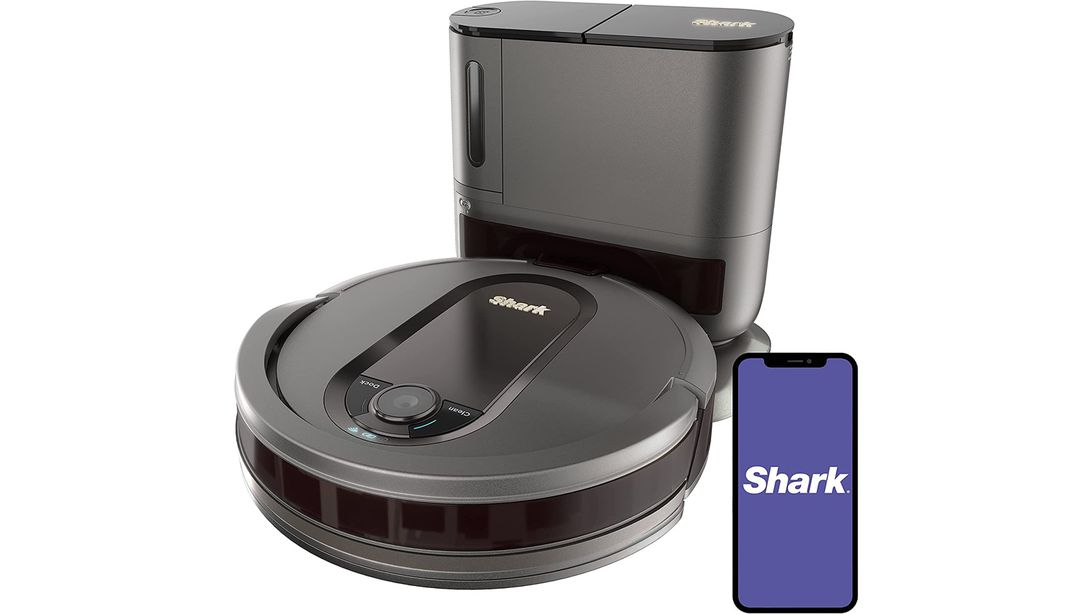 Read more about the article Save $200 on this Shark robot vac with self-empty base