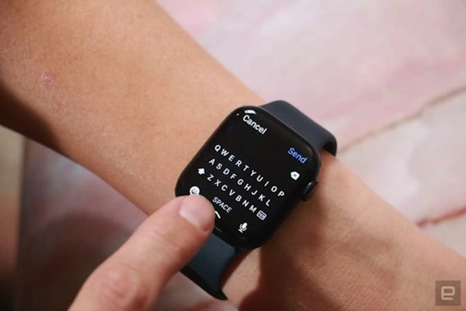Read more about the article The Morning After: Apple Watch Series 7, reviewed