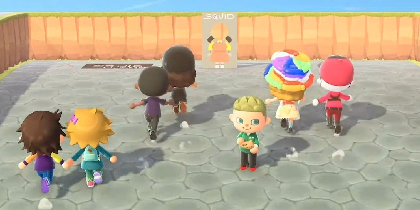 Read more about the article Animal Crossing Streamer Hosts Squid Game With Big Bells Prize