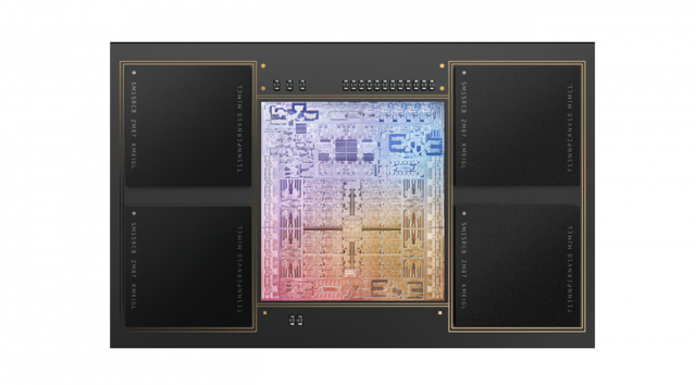 Read more about the article Apple Unveils New M1 Pro, Monster M1 Max SoCs
