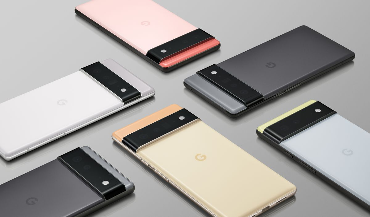 Read more about the article After seeing new leaked photos of the Pixel 6, I think I finally get the phone's unusual design