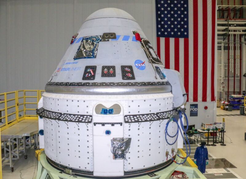 Read more about the article It's not the heat, it's the humidity that grounded Boeing's Starliner