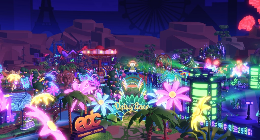 Read more about the article Roblox unveils electronic music festival in the metaverse