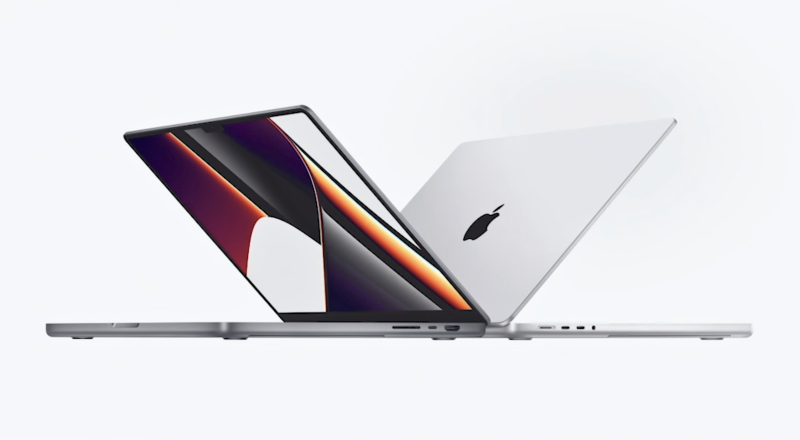 Read more about the article Apple intros 14- and 16-inch MacBook Pros with display notches, M1 Pro, and M1 Max