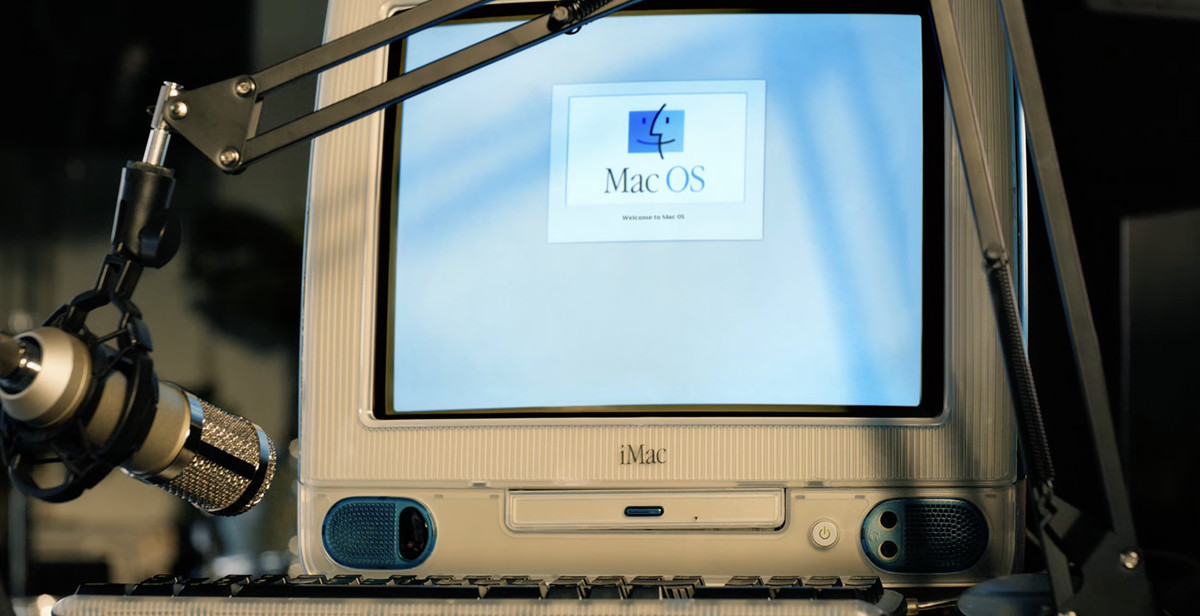 Read more about the article Listen to the sick Mac sound effect song that Apple opened its keynote with