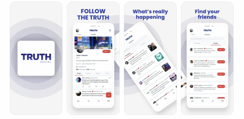 Read more about the article Uhh, Donald Trump is launching a social network called… Truth