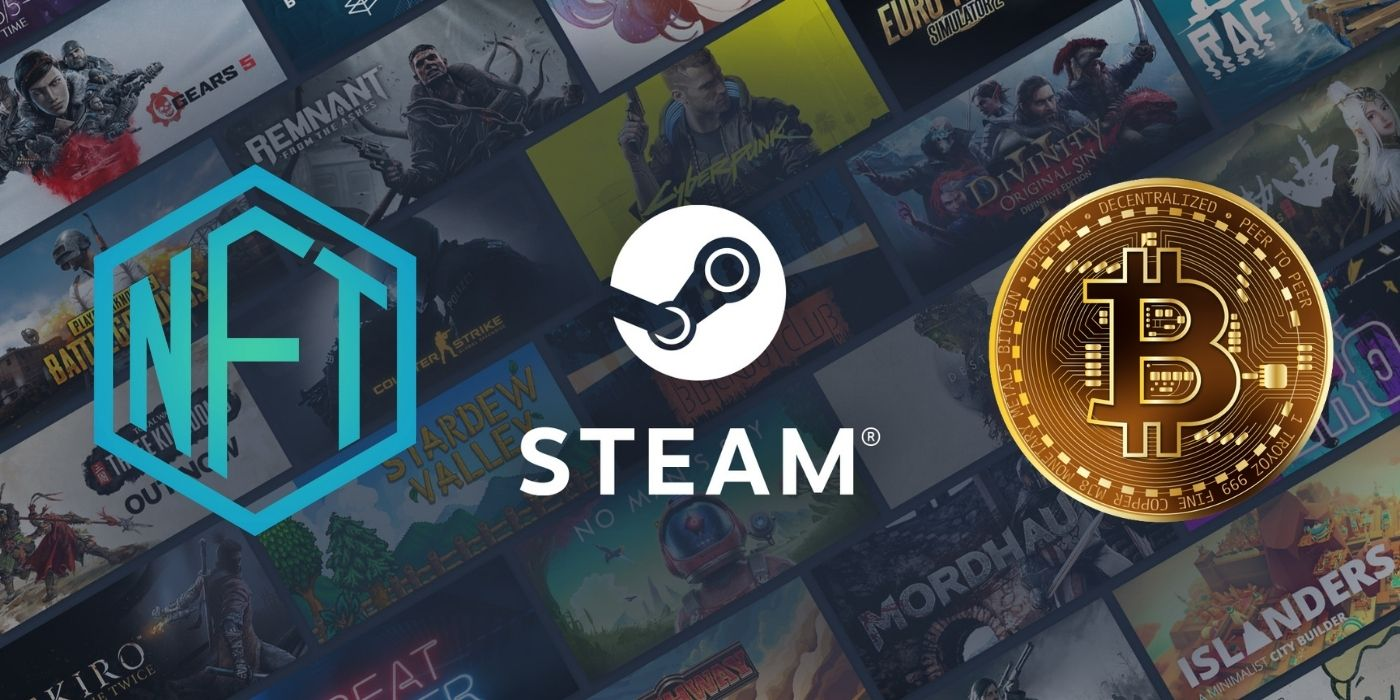 Read more about the article Steam Games With Crypto, NFTs Being Removed From the Platform