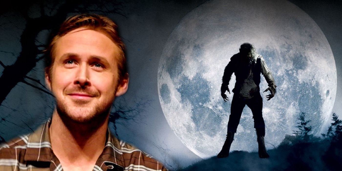 Read more about the article Blumhouse Wolfman Movie Script Still In Development With Ryan Gosling