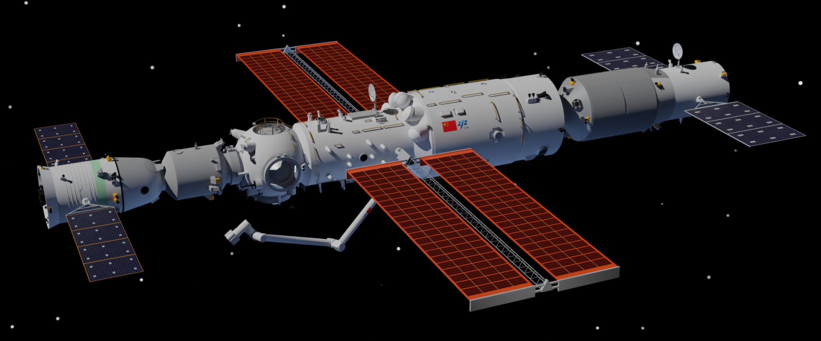 Read more about the article 4 things to know about China's longest-ever crewed spaceflight mission