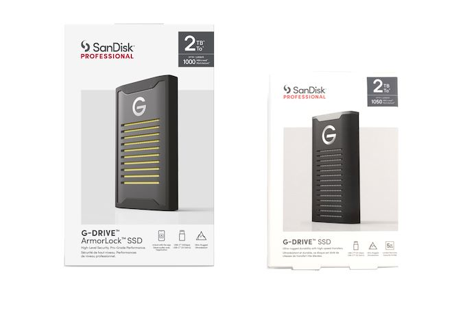 Read more about the article SanDisk Professional G-DRIVE SSD and ArmorLock SSD Review