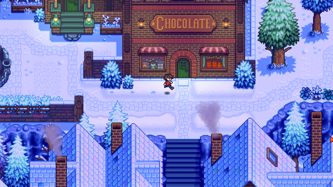 Read more about the article Stardew Valley developer announces new game Haunted Chocolatier