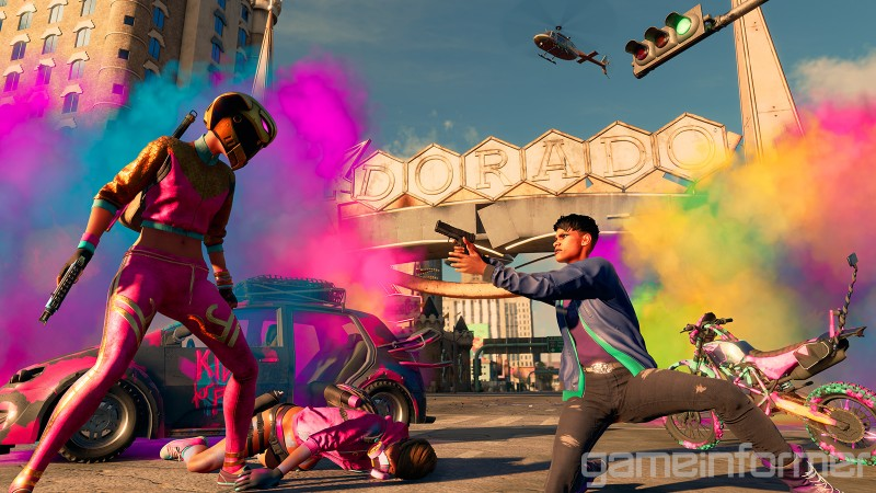 Read more about the article How Saints Row Co-Op Works, How It Affects Single-Player