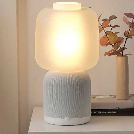 Read more about the article Ikea's latest Sonos lamp speaker is still an acquired taste