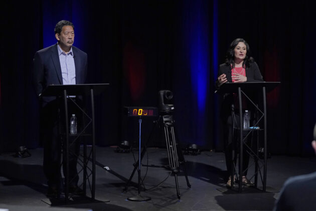 Read more about the article Seattle mayoral debate: Both candidates want higher taxes but disagree on who should pay them
